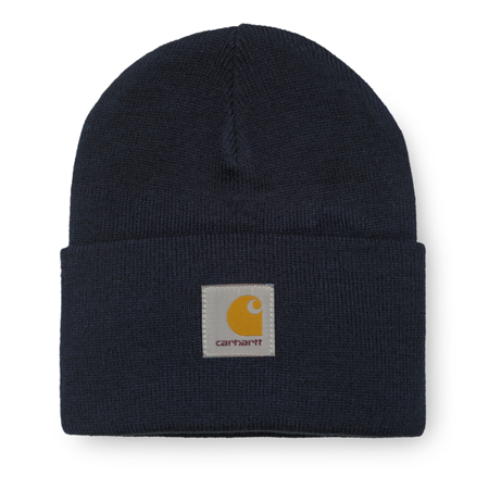CARHARTT Acrylic Watch Hat Navy - FW17