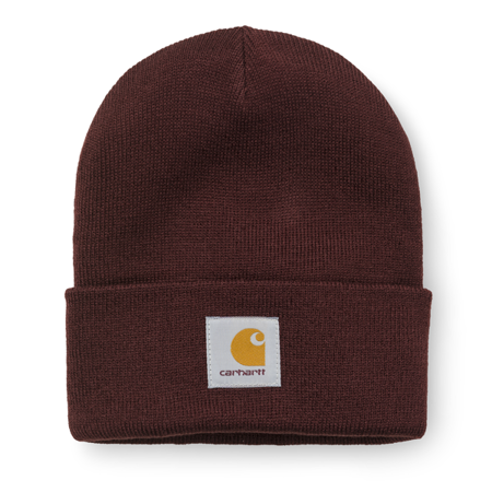 CARHARTT Short Watch Hat Amarone - FW17