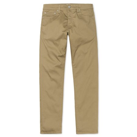 CARHARTT Spodnie Klondike Pant Leather Rinsed - FW17
