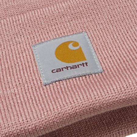 Carhartt Czapka Acrylic Watch Hat Soft Rose - FW19