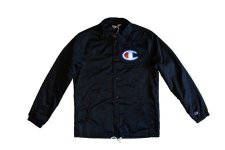 Champion Kurtka Coach Jacket Black - SS18