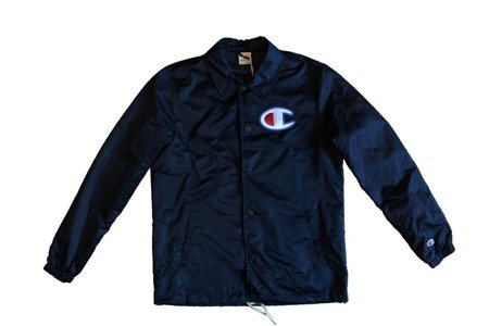 Champion Kurtka Coach Jacket Navy - SS18