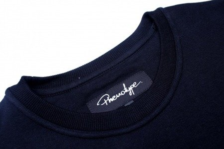 PHENOTYPE Bluza Long Rounded Crewneck
