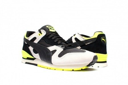 PUMA Buty Duplex OG Star White/Black/Safety Yellow