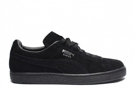 PUMA Buty Suede Classic + Black/Dark Shadow