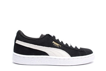 PUMA Buty Suede Jr Pink Lady/White Team Gold