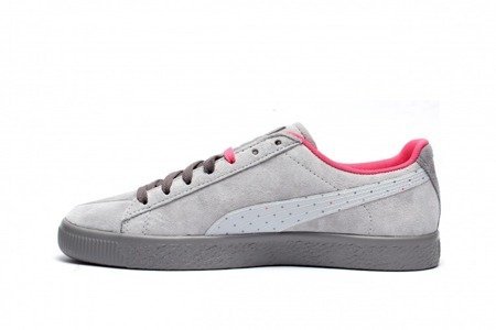 PUMA X STAPLE Buty Clyde High Rise/Glacier Gray