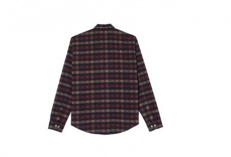 TURBOKOLOR 316 Flanel Shirt Brown - FW17