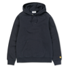 Carhartt Bluza Hooded Chase Sweatshirt Dark Navy/Gold - SS19