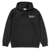 Carhartt Bluza Hooded TVC Paris Sweatshirt Black/White - FW18